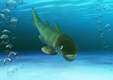 Una nueva especie de pez marino que vivió en el Devónico