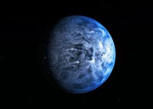 El-telescopio-Hubble-descubre-un-exoplaneta-azul-celeste
