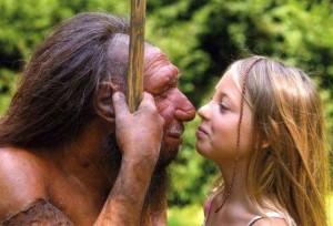 El ser humano actual comparte genes con el hombre neandertal