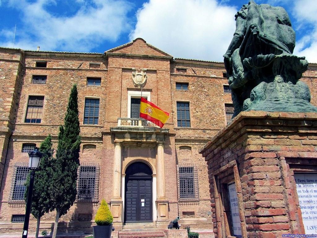 Fachada del Palacio. Autor, Santiago López-Pastor