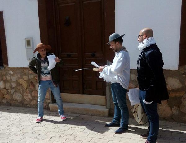 Ruta cultural El Toboso Cultura Itinere