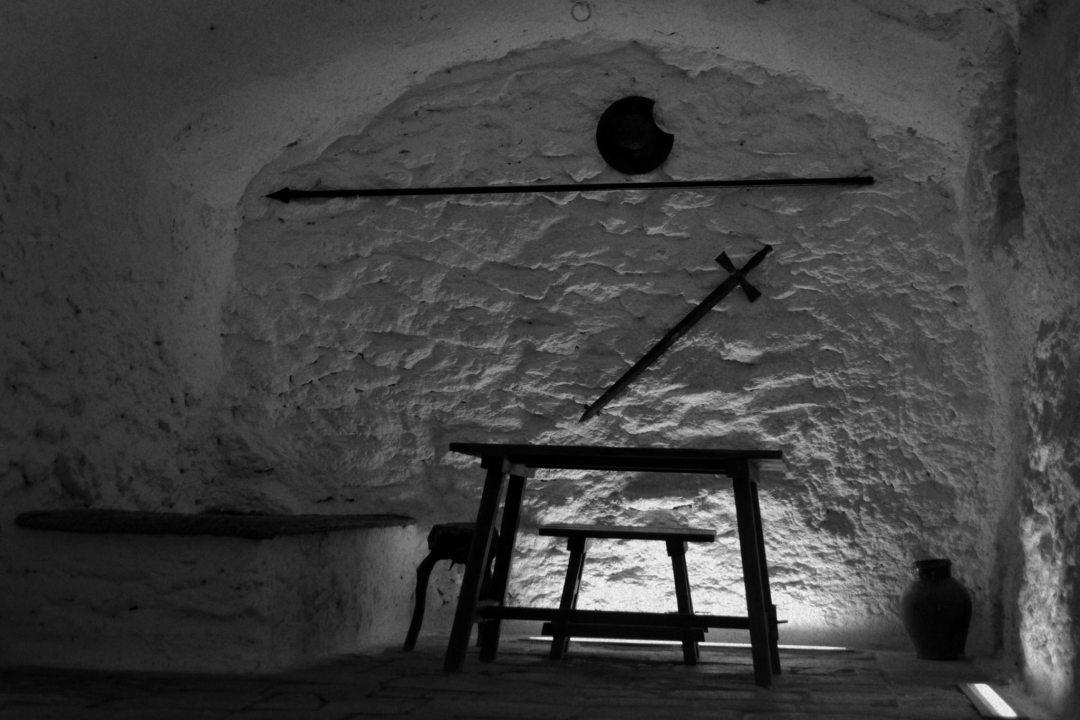 Cueva de Medrano, Argamasilla de Alba, Cervantes, Quijote