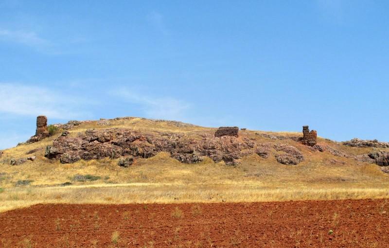 Castillo de Eznavexore o Torres de Xoray, Villamanrique
