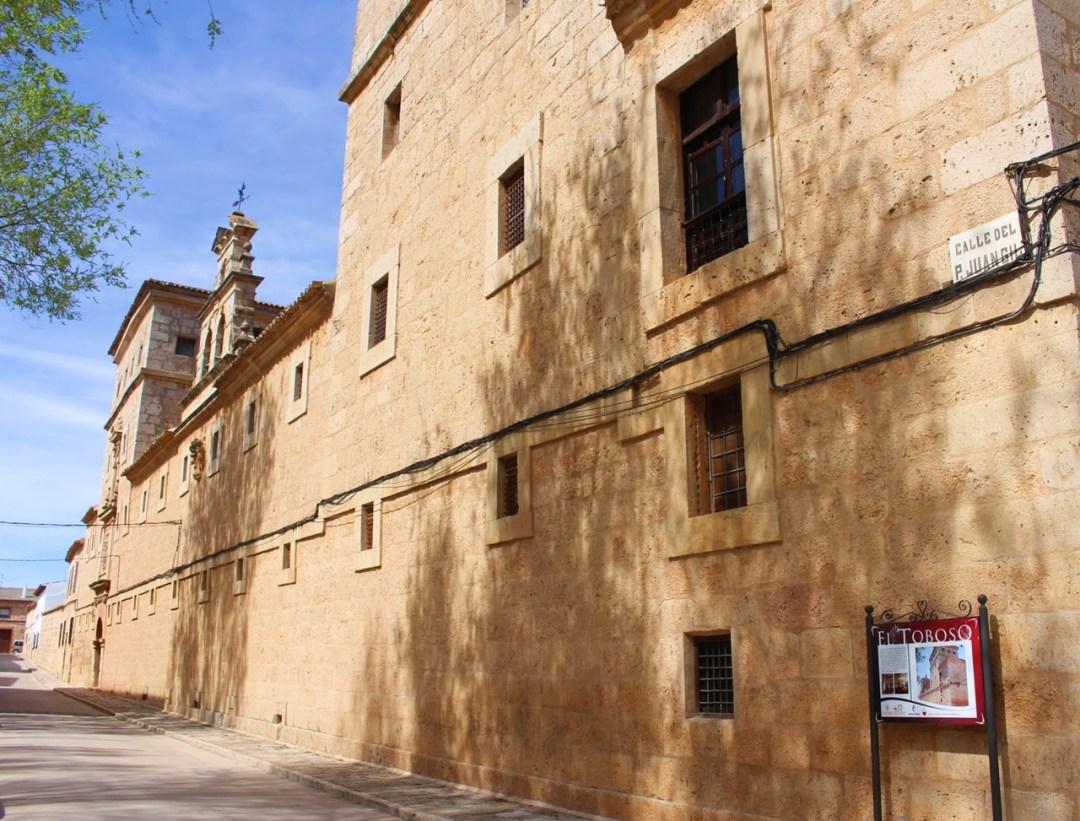 Monasterio Convento Monjas Trinitarias