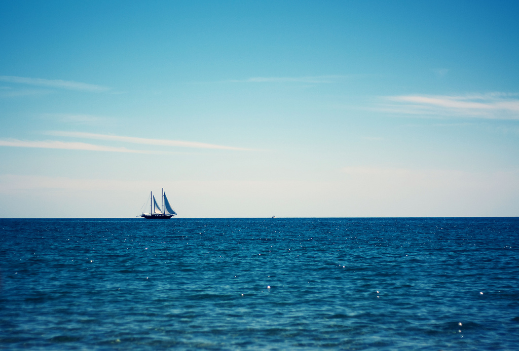 Mar Mediterráneo, Barcelona