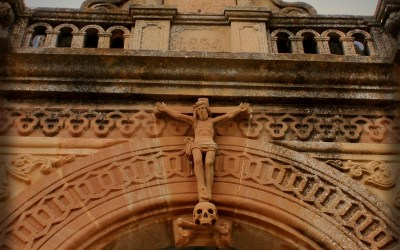 De turismo por las iglesias fortificadas del Campo de Montiel
