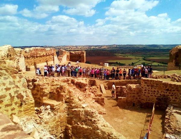 Visita al Castillo de La Estrella en Montiel