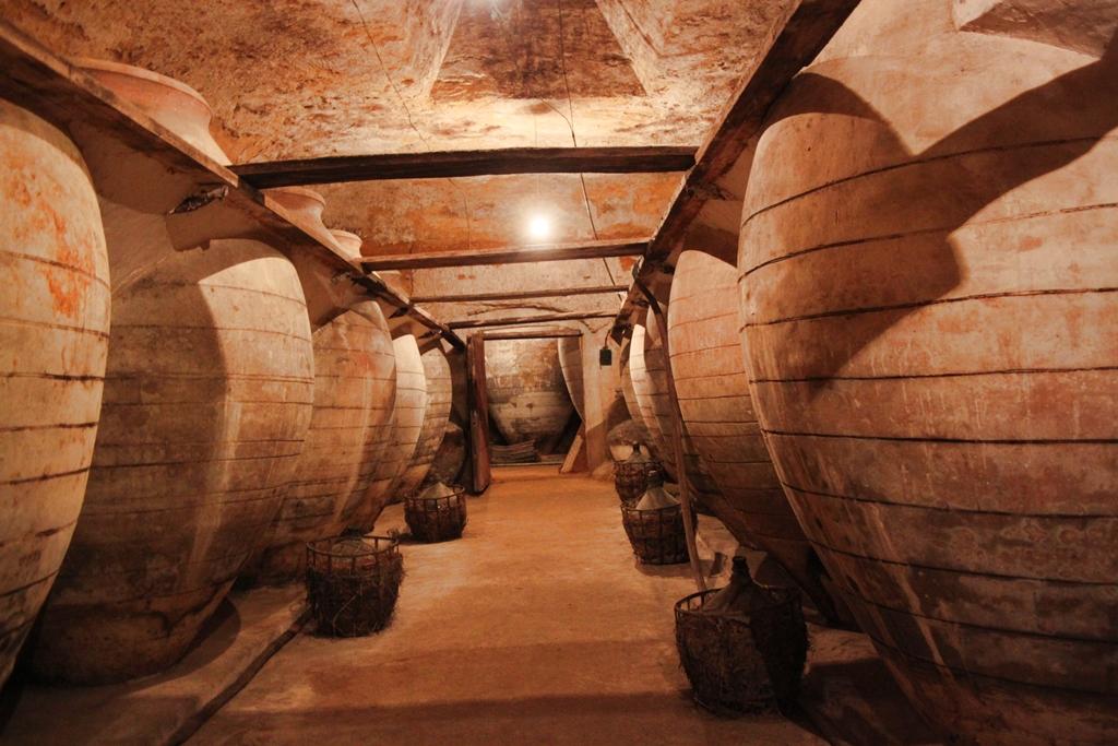 cueva bodega Tomelloso sabersabor.es