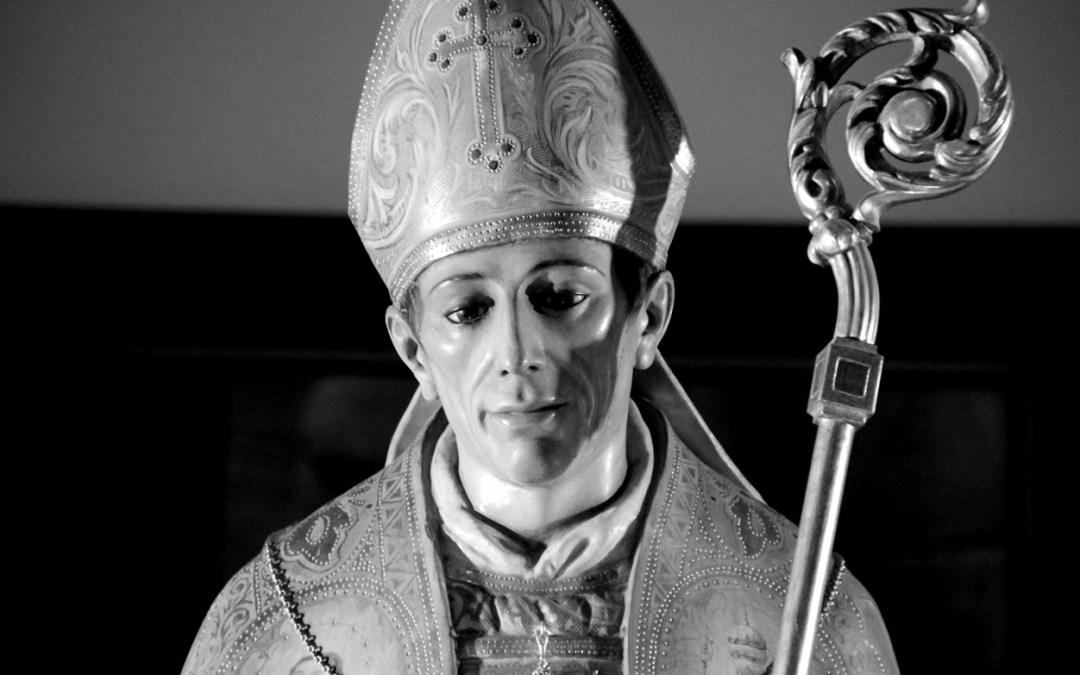 Santo Tomás de Villanueva. Personaje histórico del Campo de Montiel