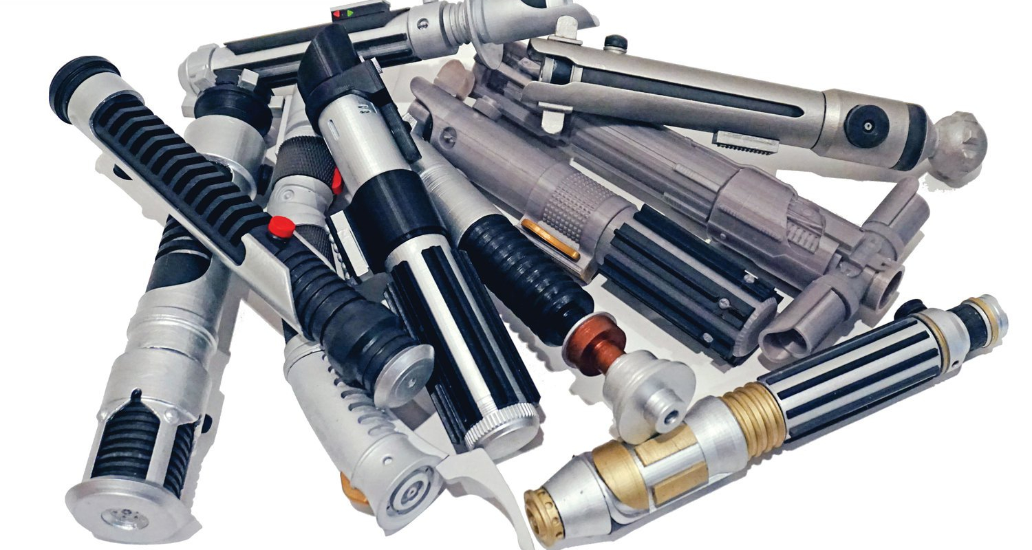 Free Lightsabers for Everybody: An Interview with