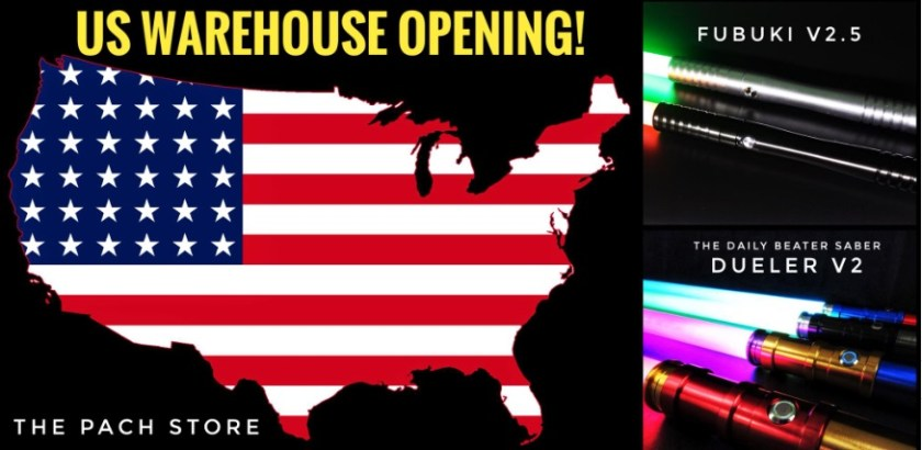 The Pach Store US warehouse