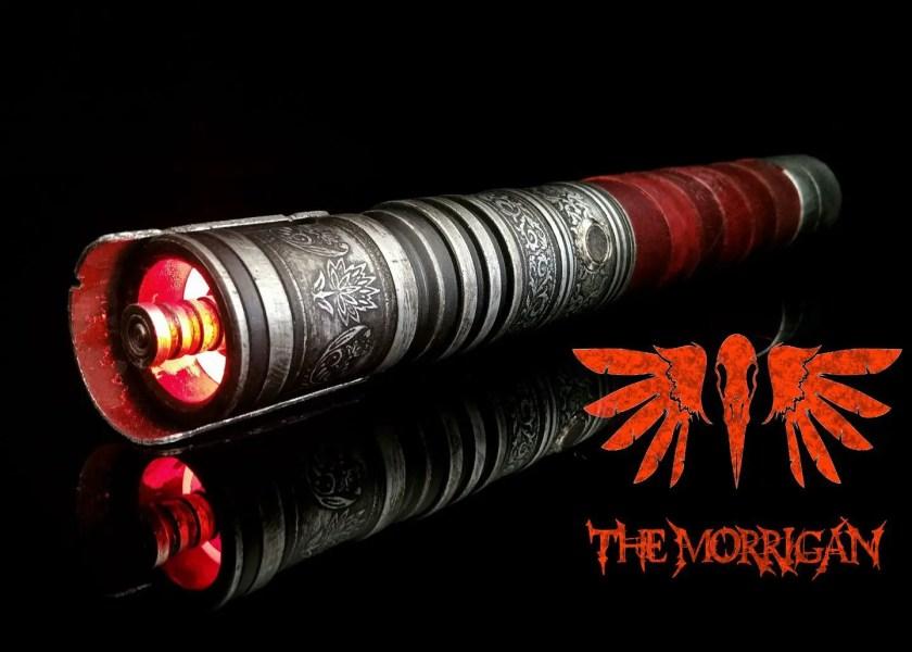 DCSabers The Morrigan lightsaber