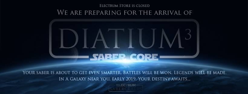 Electrum Sabercrafts Teases Diatium 3 Saber Core Board as 'Louder, Bassier and Meaner' (New Saber Technology)