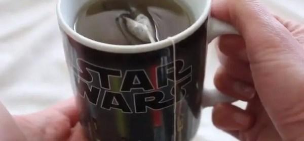 lightsaber mug