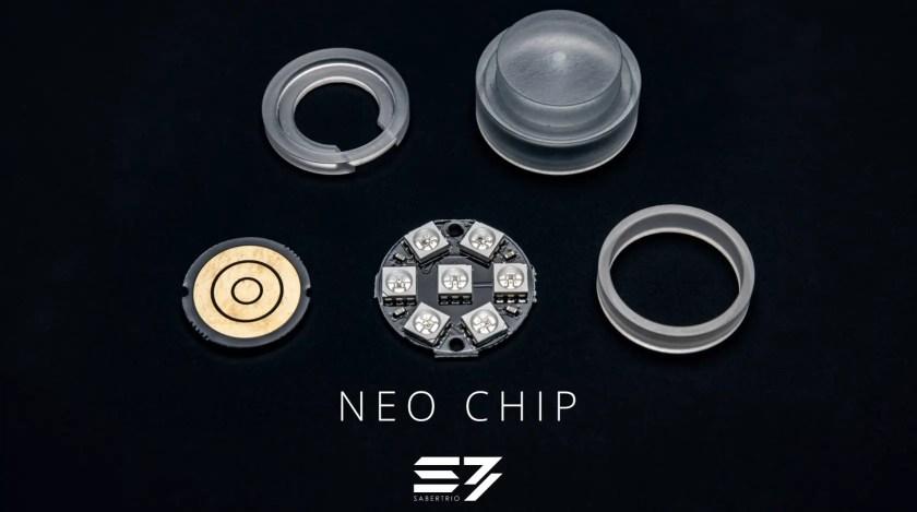 Sabertrio Neo Chip