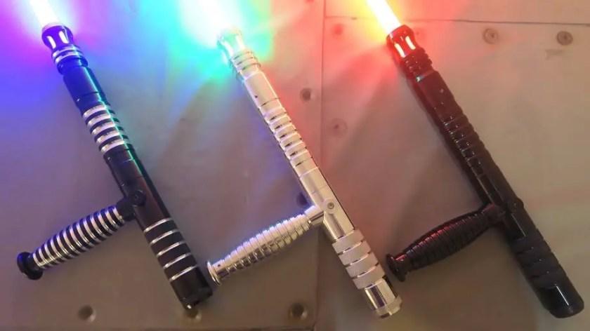lightsaber tonfa
