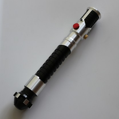 One Replicas SSOb Super Stunt lightsaber (front)