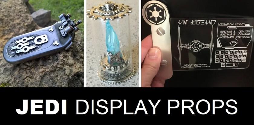 Jedi display props