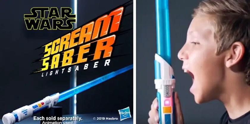 Scream Saber