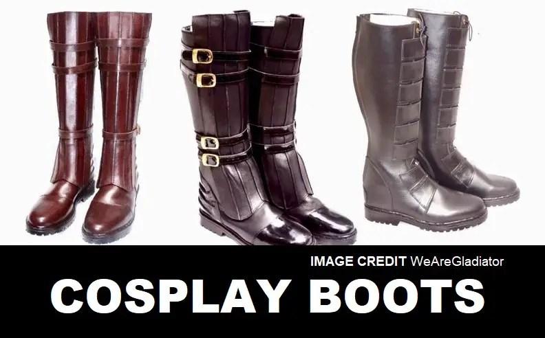 Jedi boots