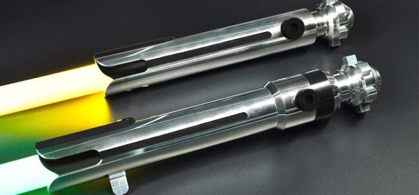 Bendu Armory AT and AT-S lightsabers