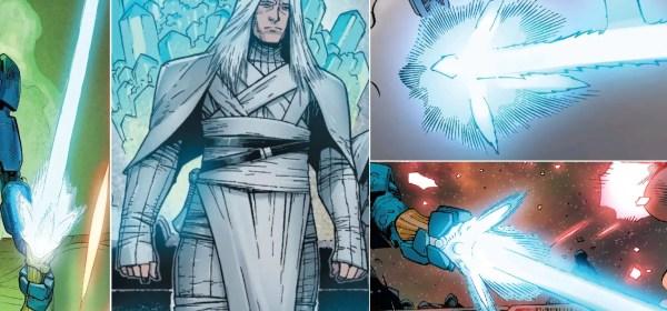 The Blade of Rur (lightsaber)