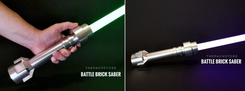 WonderForce Battle Brick Saber