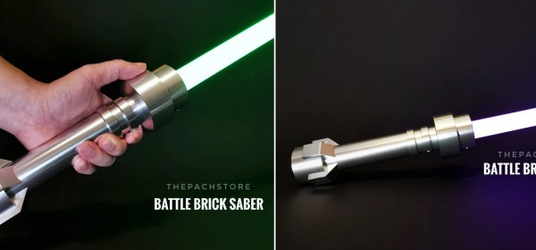 WonderForce Battle Brick Saber