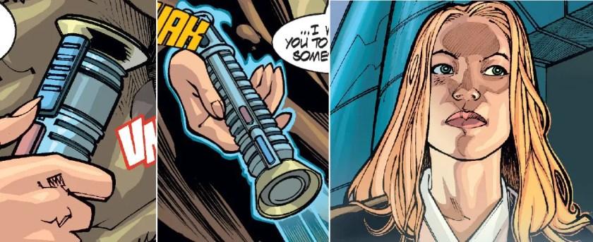 Sabre laser Jude Rozess