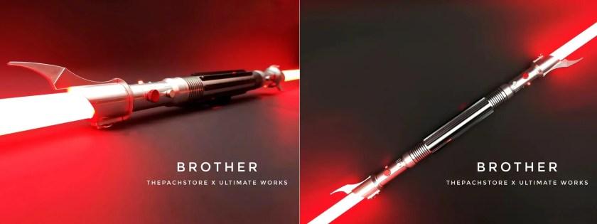 Ultimate Works SO Brother lightsaber