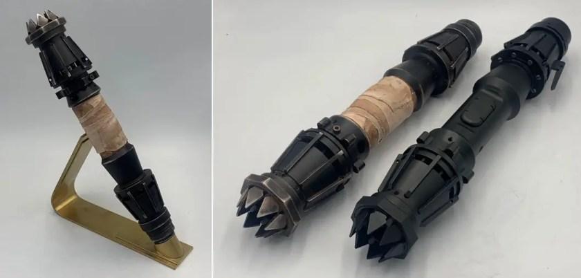 Korbanth Desert Scavenger lightsaber