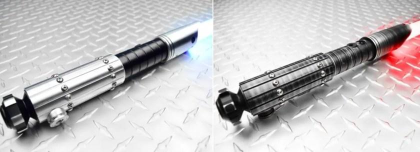 Saberforge Mercenary lightsaber