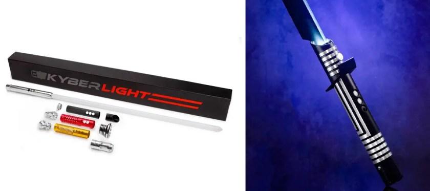 Kyberlight lightsaber