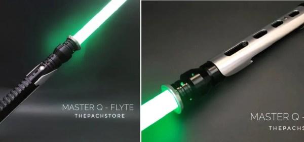 WonderForce Master Q-Flyte lightsaber