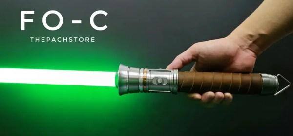 Ultimate Works FO-C Lightsaber