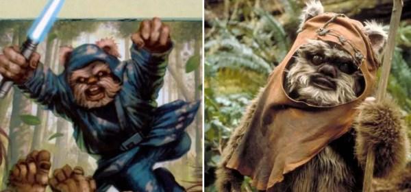 Ewok Jedi