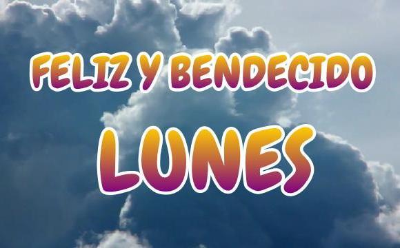video Oración de Buenos Días Señor, feliz y bendecido lunes