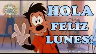 HOLA! FELIZ LUNES