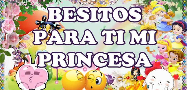Buen Mensaje con Frases e Imagenes de Buenos Dias princesa