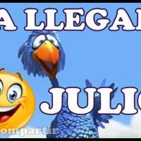 Sabes compartir un Feliz mes de Julio!