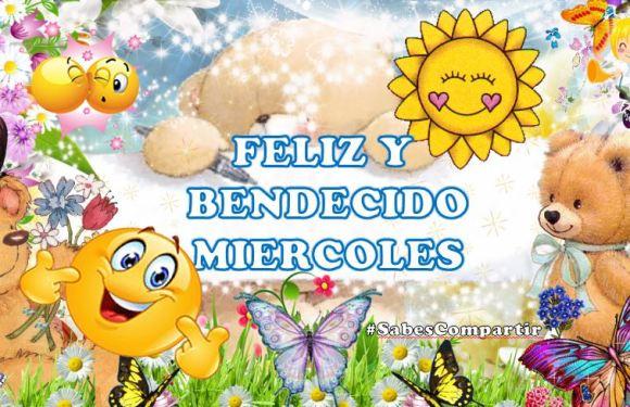 Mensaje para el Grupo🙋 Buenos Días ☕! Feliz y 😇 Bendecido Miércoles 💐