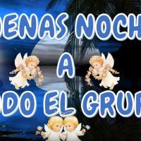 Buenas noches a todo el grupo y familia