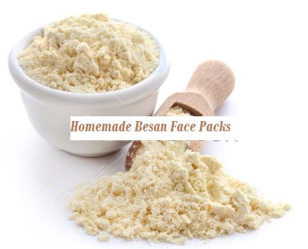 10 Homemade Besan Face Packs For All Skin Types