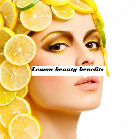 TOP BEAUTY BENEFITS OF LEMON-BEST BEAUTY TIPS AND IDEAS