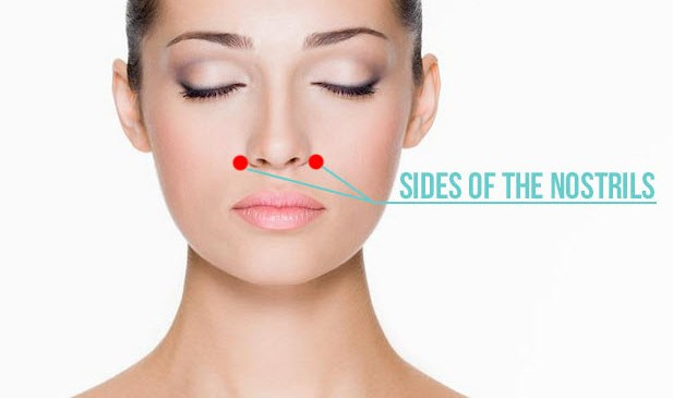How to Get Rid of Stuffy Nose with Acupressure Points