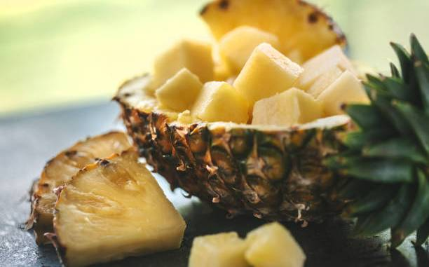 How To Lose Weight Fast 5 Kg in 5 Days/ Pineapple Diet