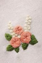 Orange Rose Design