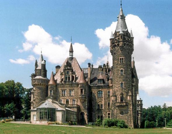 Los castillos más impresionantes del mundo