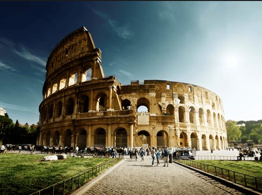 Curiosos datos del Coliseo