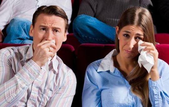 Lo que dice la ciencia si lloras en las películas